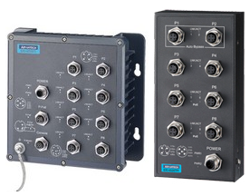 EN50155 Industrial Ethernet Switches