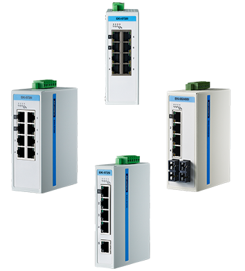 ProView Industrial Ethernet Switches