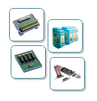 Signal Conditioning Modules and Terminal Boards