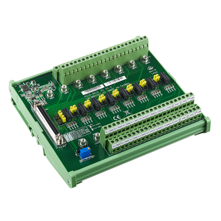 I/O Wiring Terminal Boards (ADAM-3900 & PCLD Series)
