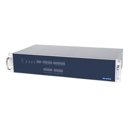 Rackmountable Fanless Box PCs (UNO-4000 & ECU-4000 Series)