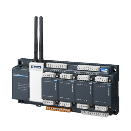 Intelligent Remote Terminal Unit (iRTU) (ADAM-3600)