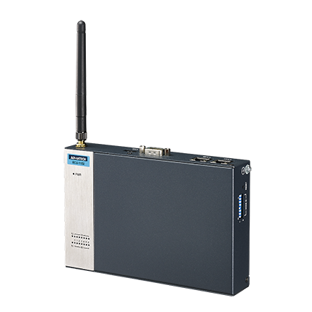 stand mount RISC-based Industrial Communication Gateway (ECU-1000 Series)
